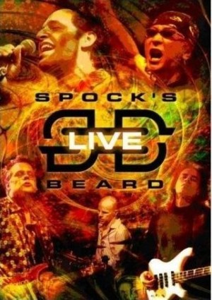 """Live"" (DVD) by Spock's Beard"