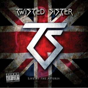 """Live At The Astoria"" (CD/DVD) by Twisted Sister"