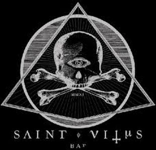 Logo - Saint Vitus Bar