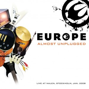 """""""Almost Unplugged"""" by Europe"""