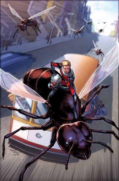 """Ant Man Annual"" #1"