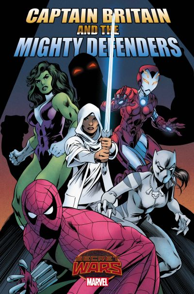 """""""Captain Britain and The Mighty Defenders"""" #1"""