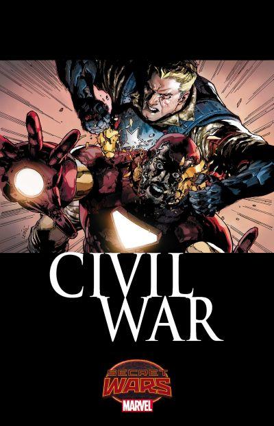"""Civil War"" #1"
