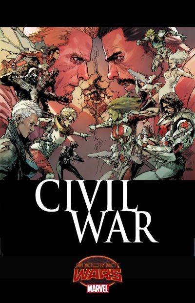 """Civil War"" #2"