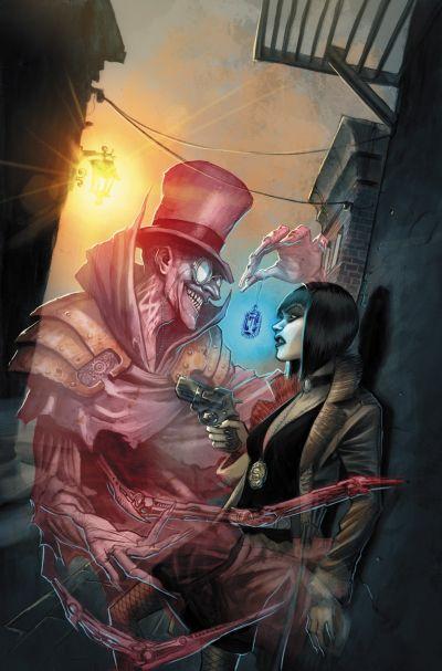 Gotham By Midnight Annual #1