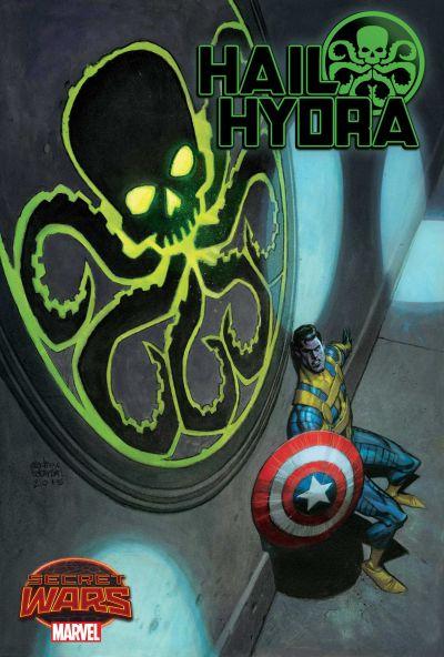 """""""Hail Hydra"""" #1"""
