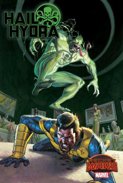"""""""Hail Hydra"""" #2"""