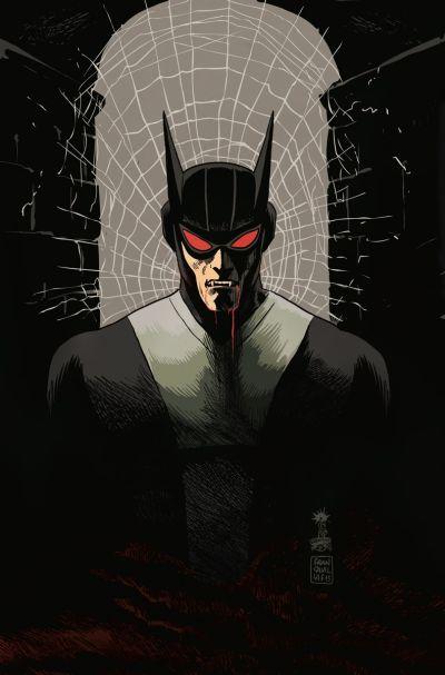 Justice League Gods and Monsters Batman #1