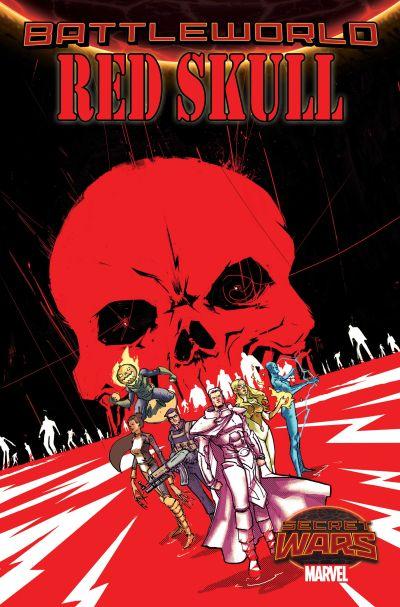 """""""Red Skull"""" #1"""