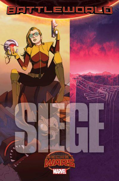 """""""Siege"""" #1"""