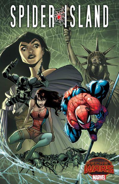 """""""Spider-Island"""" #1"""