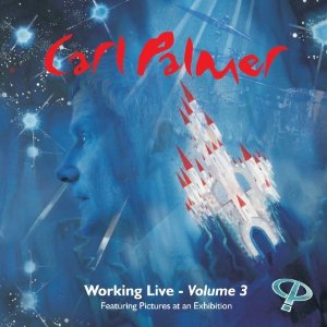 """""""Working Live"""" Volume 3 by Carl Palmer"""