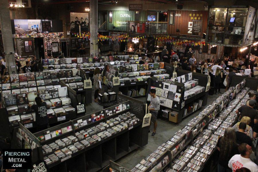 rough trade nyc, rough trade record store