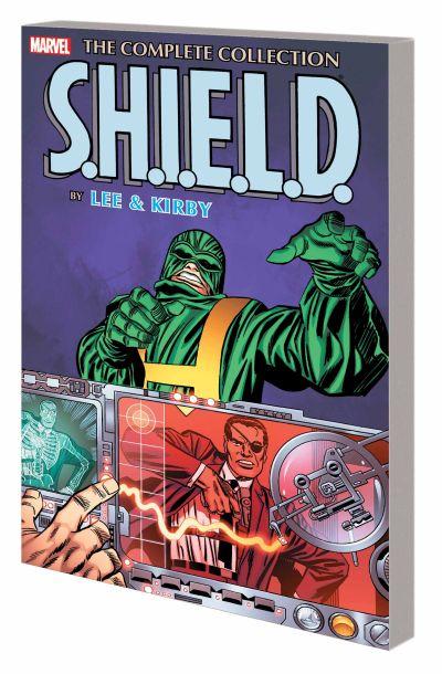 Book - SHIELD - 2015