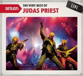 """""""Setlist: The Very Best Of Judas Priest – Live"""" by Judas Priest"""
