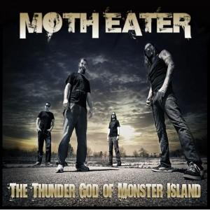 """""""The Thunder God Of Monster Island"""" by Moth Eater"""