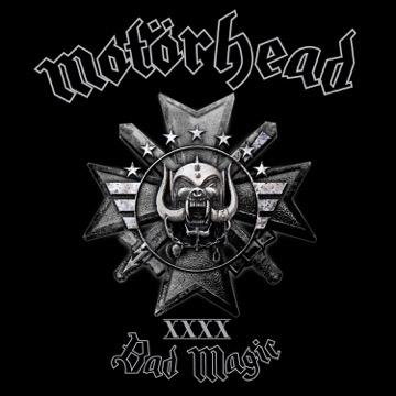 CD - Motorhead - Bad Magic