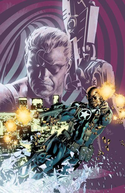 Comic - 50 SHIELD - Fury 1 - 2015