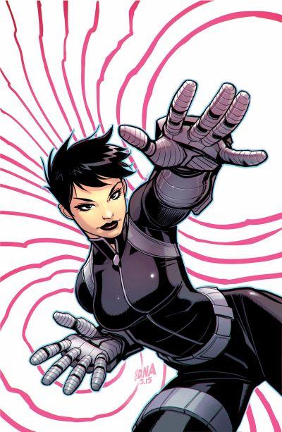 Comic - 50 SHIELD - Quake 1 - 2015