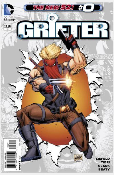 Comic - Grifter 0 - 2012