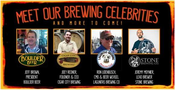 Photo - Brewmasters for Lebrewski Cruise - 2016