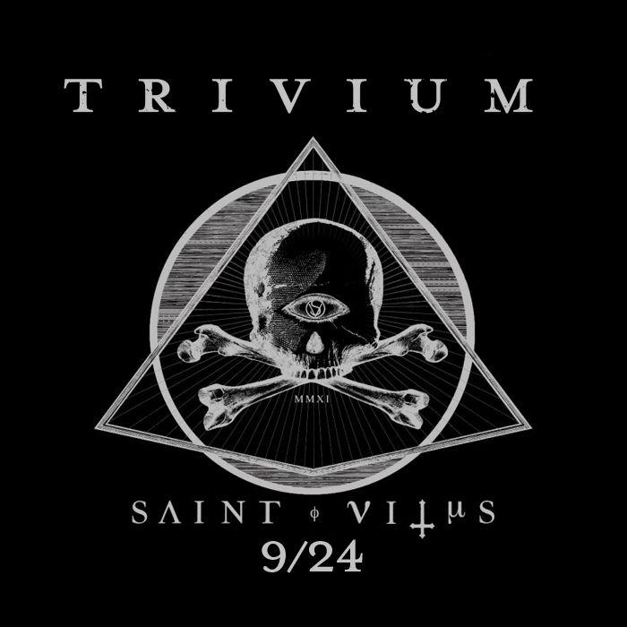 Photo - Trivium at SVB - 2015