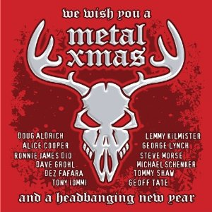 """""""We Wish You A Metal Xmas and a Headbanging New Year"""" (Deluxe Edition) by Various Artists"""