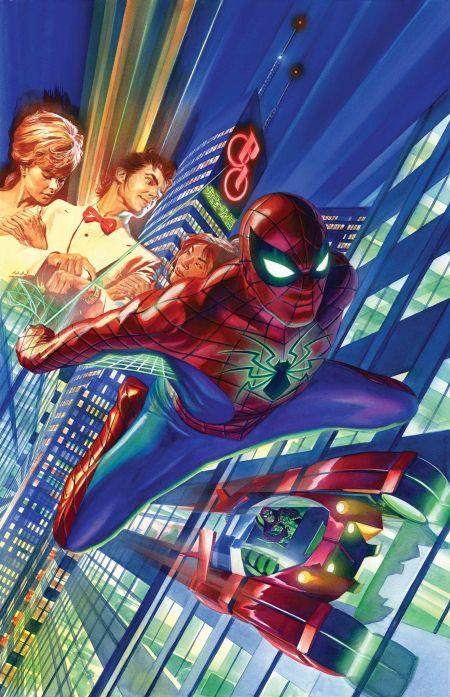 """""""Amazing Spider-Man"""" #1"""