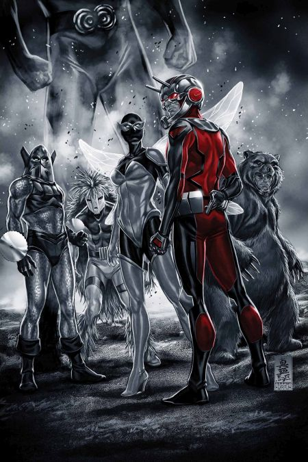 """""""Astonishing Ant Man"""" #1"""