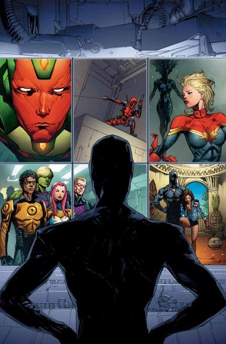 """""""Avengers"""" #0"""