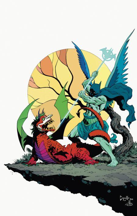 Comic - Batman Endgame Directors Cut 1 - 2015