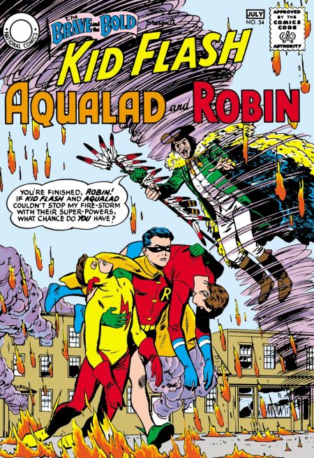 Comic - DCP Titans Hunt 1 - 2015