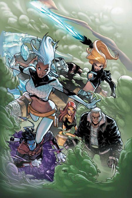 """Extraordinary X-Men"" #1"