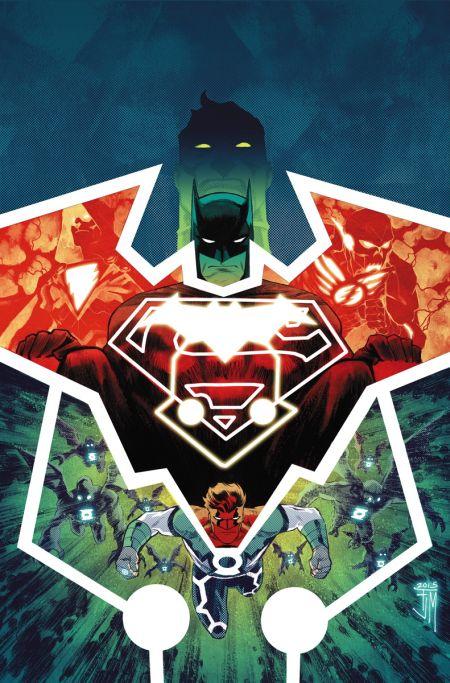 """""""Justice League: Gods and Men - Batman"""" #1"""