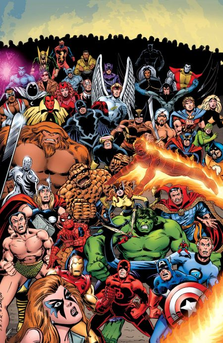 """Marvel Superhero Contest Of Champions"" #1"