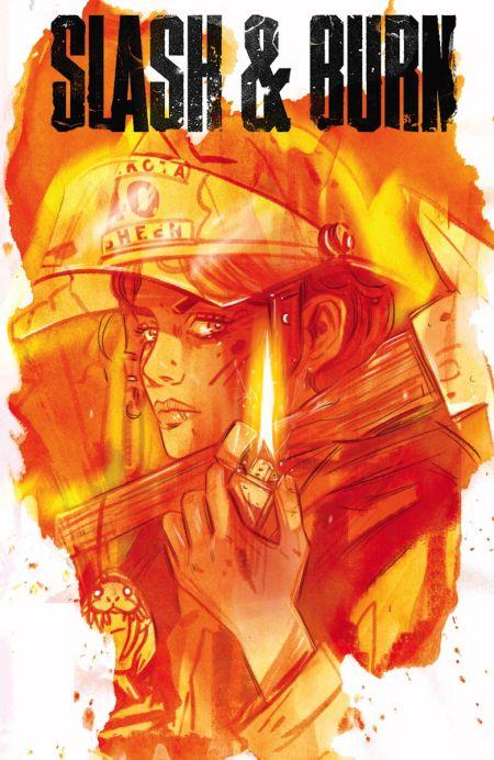 Comic - Slash and Burn 1 - 2015