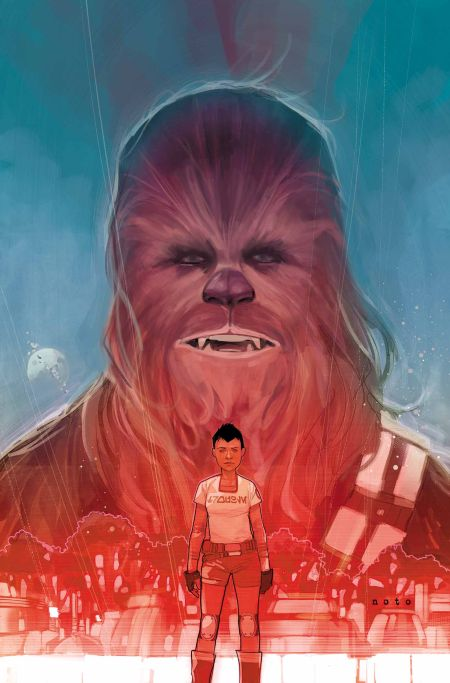 """Star Wars Chewbacca"" #1"