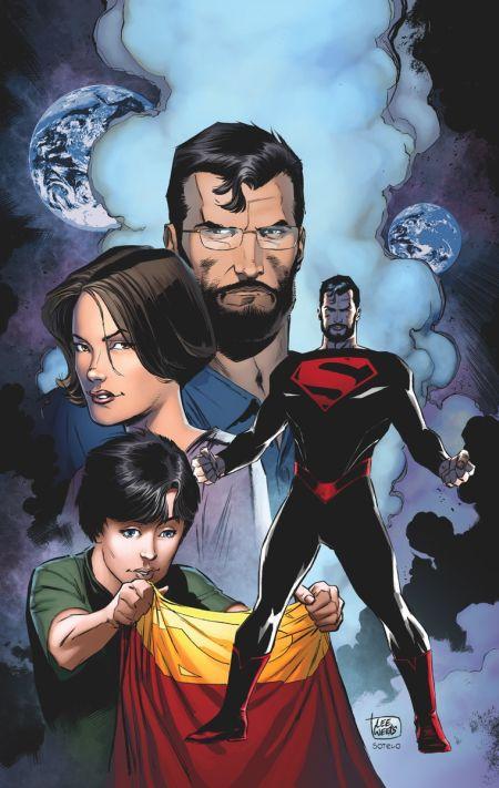 """""""Superman: Lois and Clark"""" #1"""