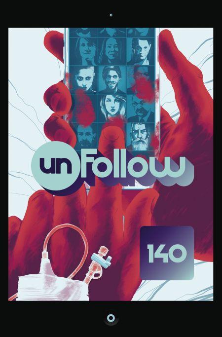 Comic - Unfollow 1 - 2015