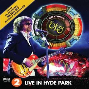 """""""Live In Hyde Park"""" [DVD] by Jeff Lynne's ELO"""