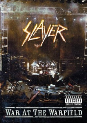 """""""War At The Warfield"""" (remaster) by Slayer"""