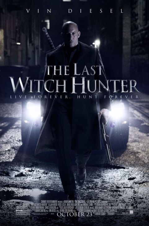 Poster - The Last Witchunter - 2015