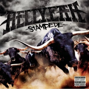 """""""Stampede"""" by Hellyeah"""