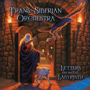 CD - TSO - Letters From The Labyrinth