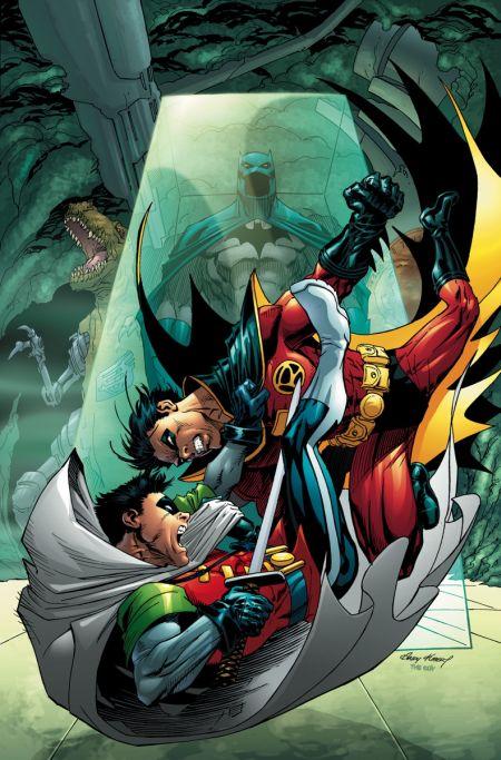 Comic - DCCP Robin War 1 - 2015