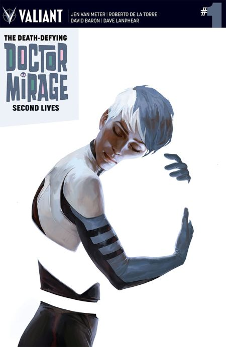 """Death Defying Doctor Mirage: Second Lives"" #1"