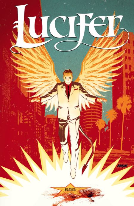 Comic - Lucifer 1 - 2015