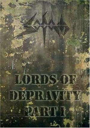 """""""Lords Of Depravity"""" Vol. II by Sodom"""