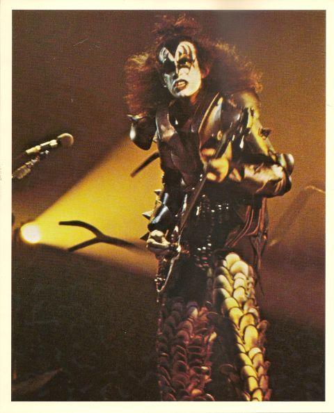 Photo - KISS Army  - Gene Simmons 1