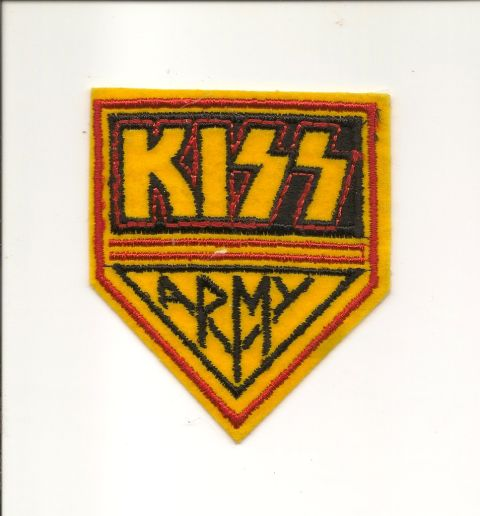 Photo - KISS Army - Patch